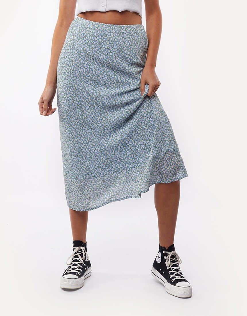 All About Eve Mischa Midi Skirt