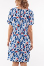 Elm Pyramid Shift Dress