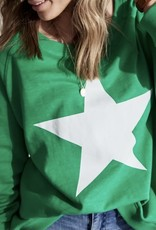Jovie The Label Freedom Sweater Green