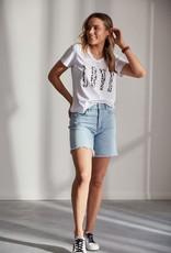 Jovie The Label Miki TShirt White