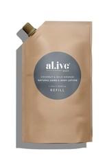 Al.ive Body Refills Hand Body Lotion