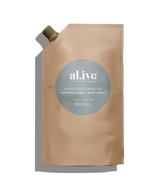 Al.ive Body Refills Hand Body Wash