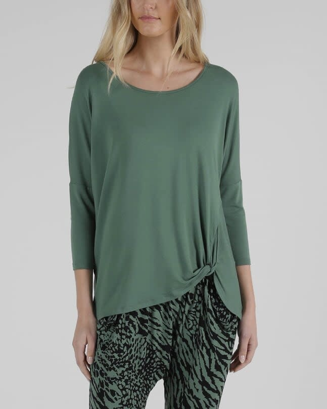 Betty Basics Atlanta  3/4 Sleeve Top