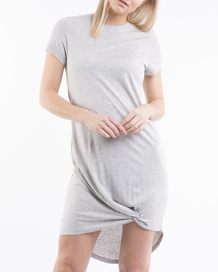Silent Theory Twisted Tee Dress