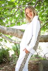 3rd Story Leopard Splice Sweater