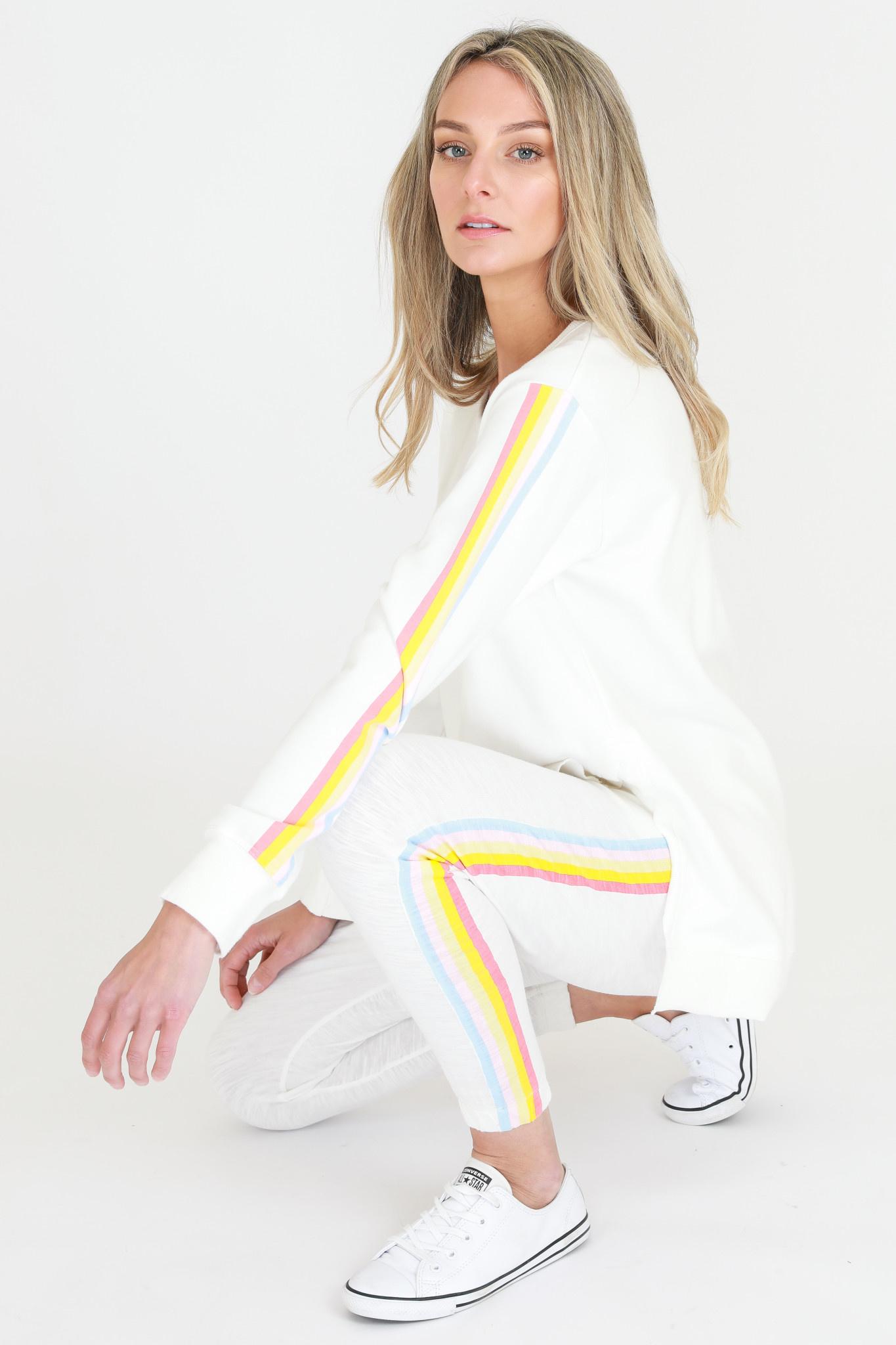 3rd Story Rainbow Sweater