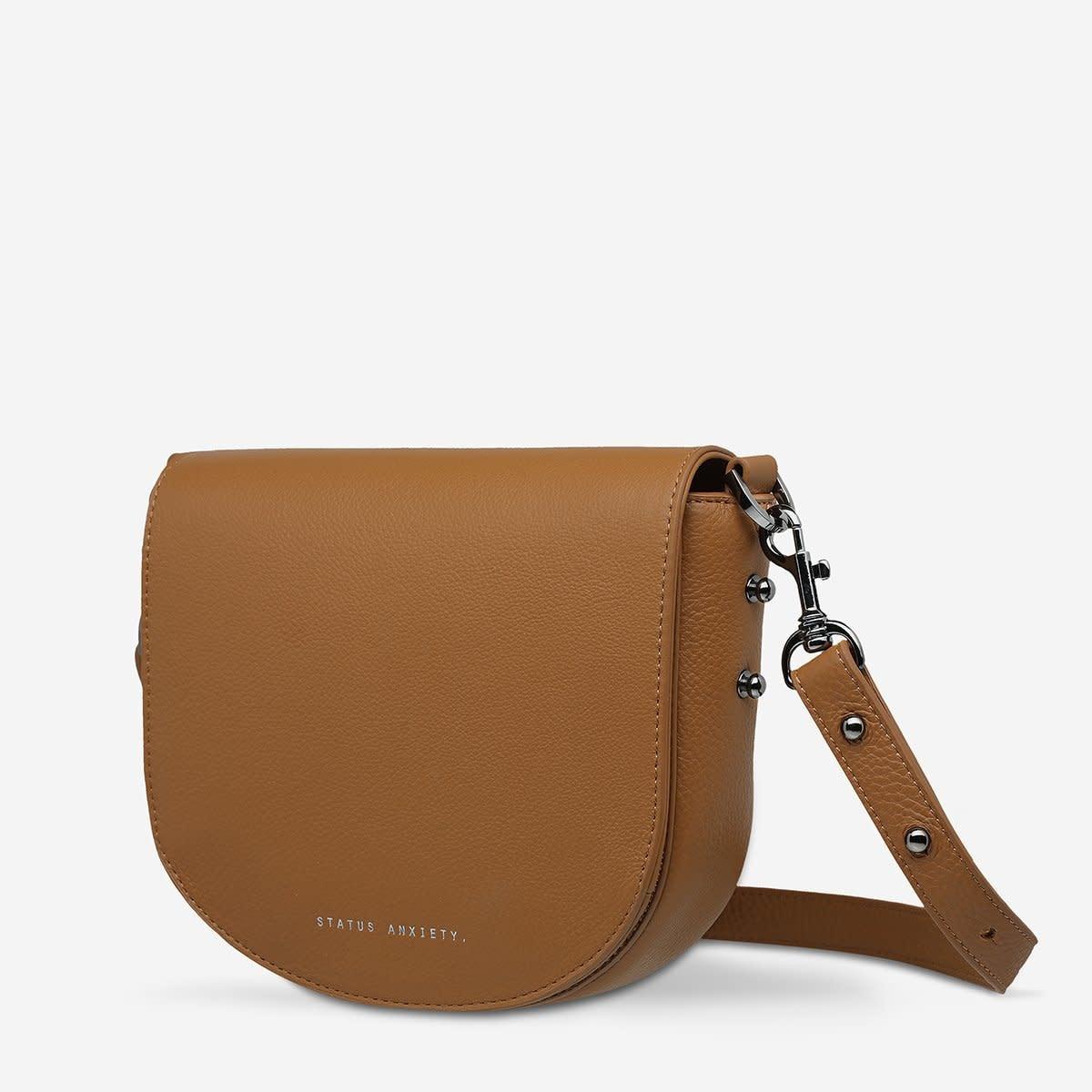 Status Anxiety Art Of Pretending bag