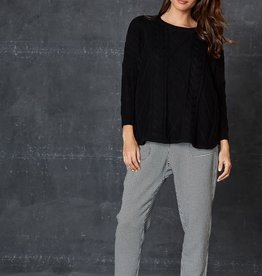 Eb & Ive Unwind Cable Knit