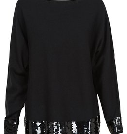 Eb & Ive Luxe Knit Black