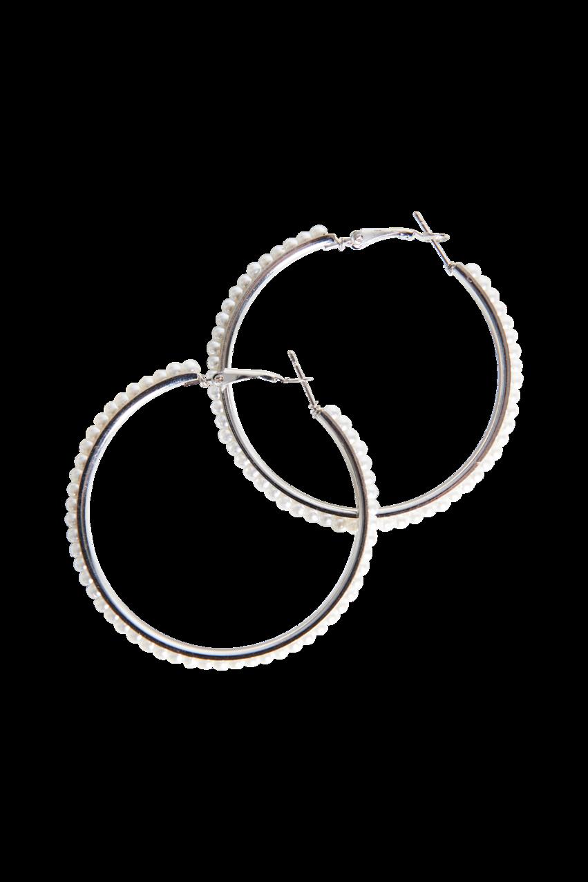 Eb & Ive Liberty Pearl Earring