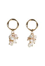 Eb & Ive Luxe Cluster Earring