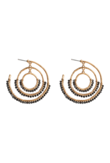 Eb & Ive Tranquil Bead Earring