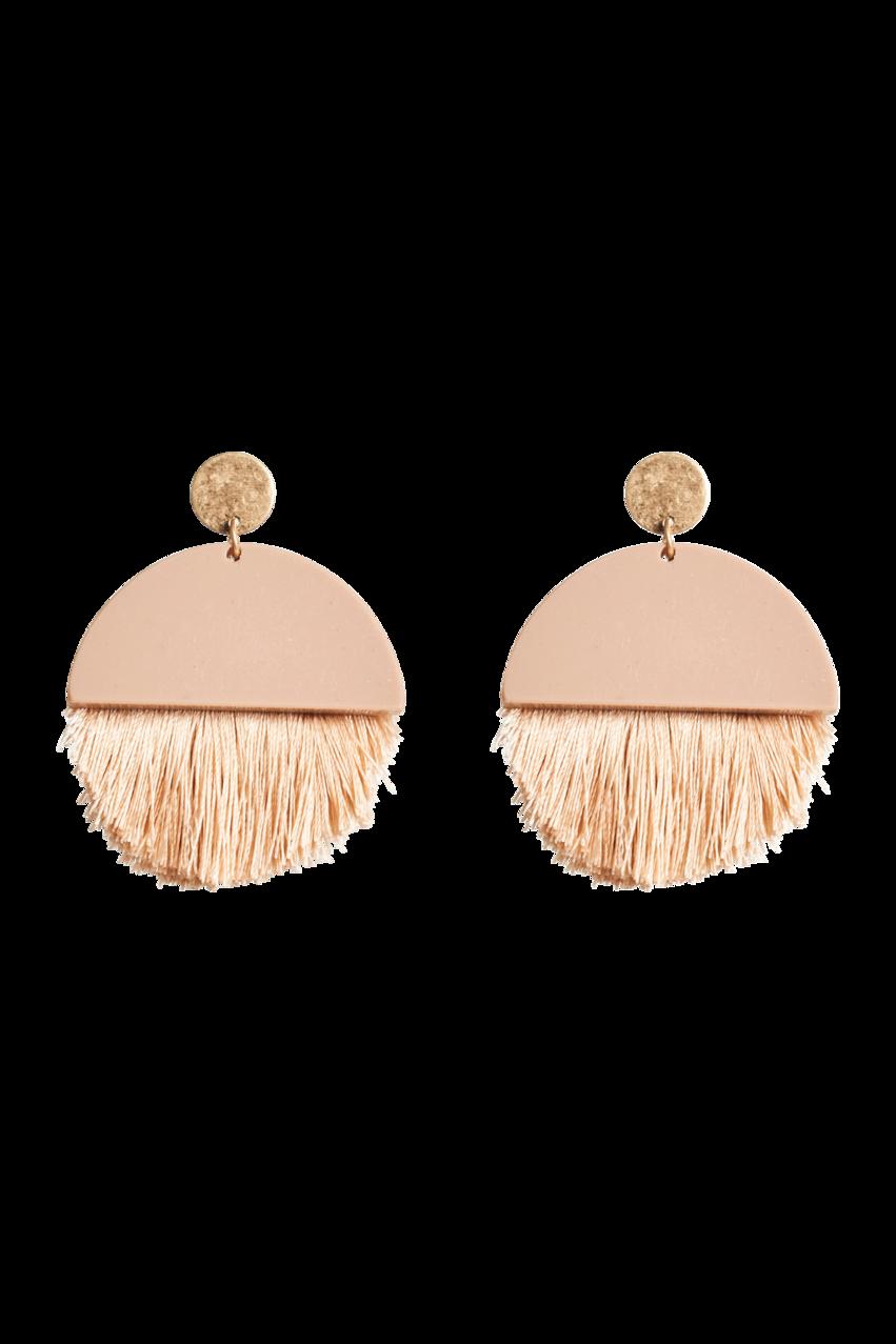 Eb & Ive Eden Fringe earring