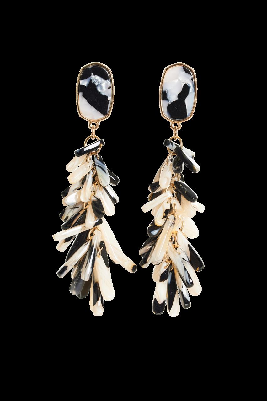 Eb & Ive Calma Cluster Earrings