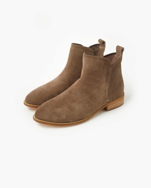 Walnut Douglas Boot
