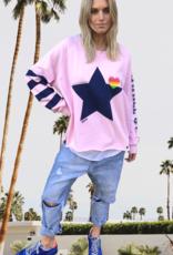 Cat Hammill Retro Sweat Pink