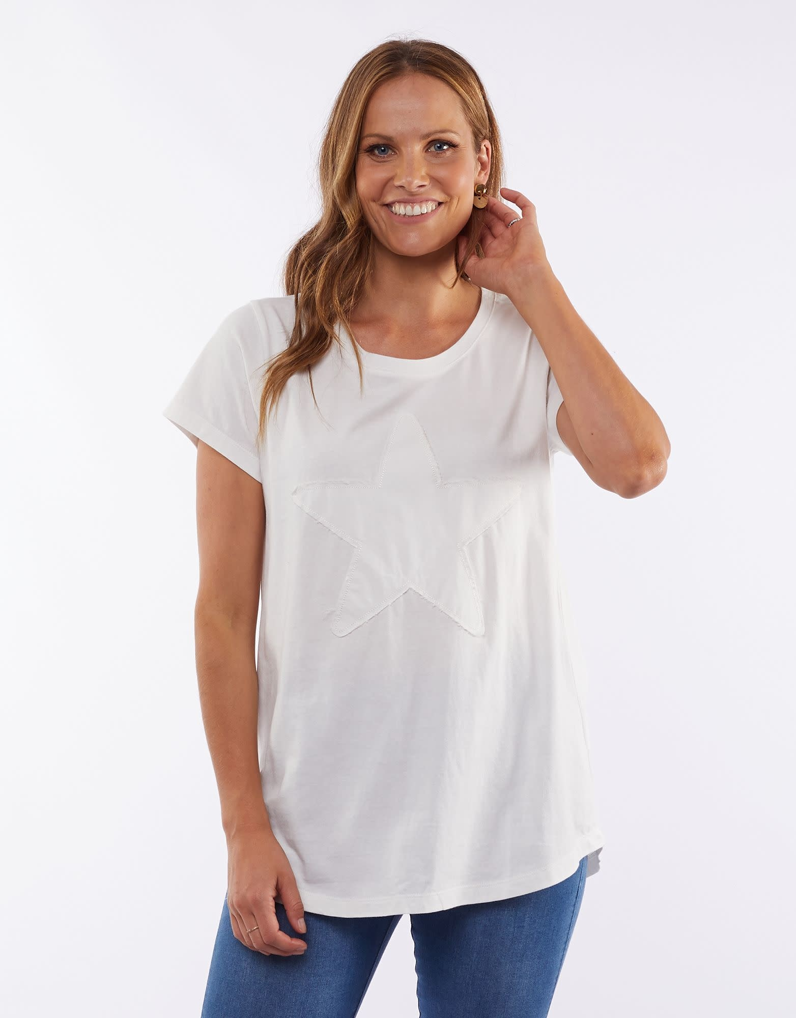 Elm Shine Bright tee