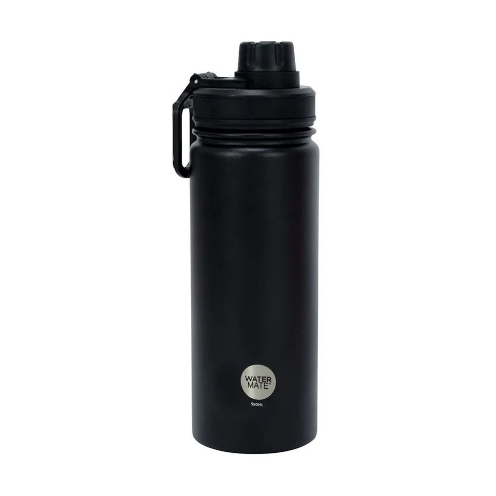 Watermate Stainless Steel Black 550ml