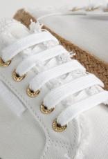 Superga Fringed Cotton Rope