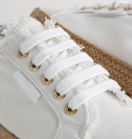 Superga Fringed Cotton Rope