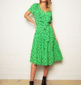 The Others The Ruffle Panel Dress