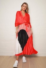 The Others The Panel Pleat Skirt Dress