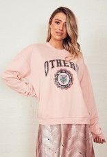 The Others The Vintage Sweat Pink