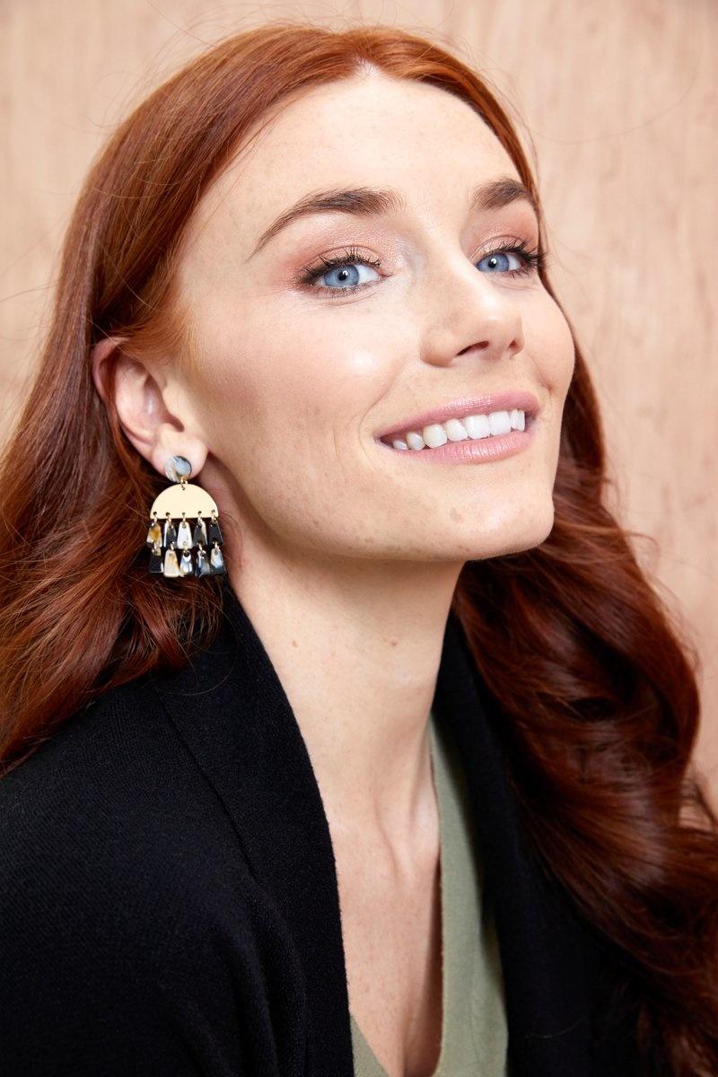 Eb & Ive Calma Drop earrings