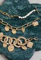 Eb & Ive Tranquil Chain Bracelet
