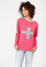 Petra Cross Knit