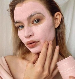 Body Blendz Face and Chest Pink Clay Mask