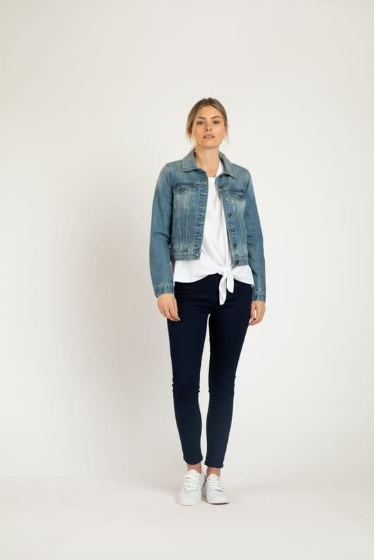 Betty Basics Quinn Denim Jacket