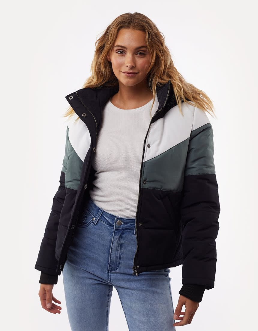 All About Eve Phoenix Panel Puffer