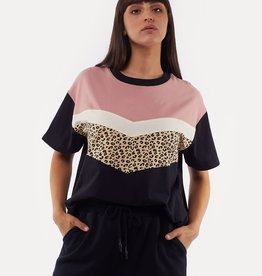 All About Eve Distinct Panel tee
