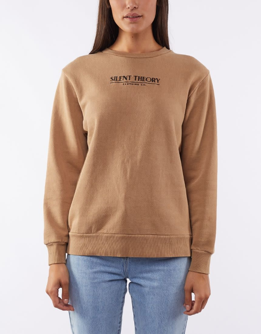 Silent Theory Lowlands Crew Brown