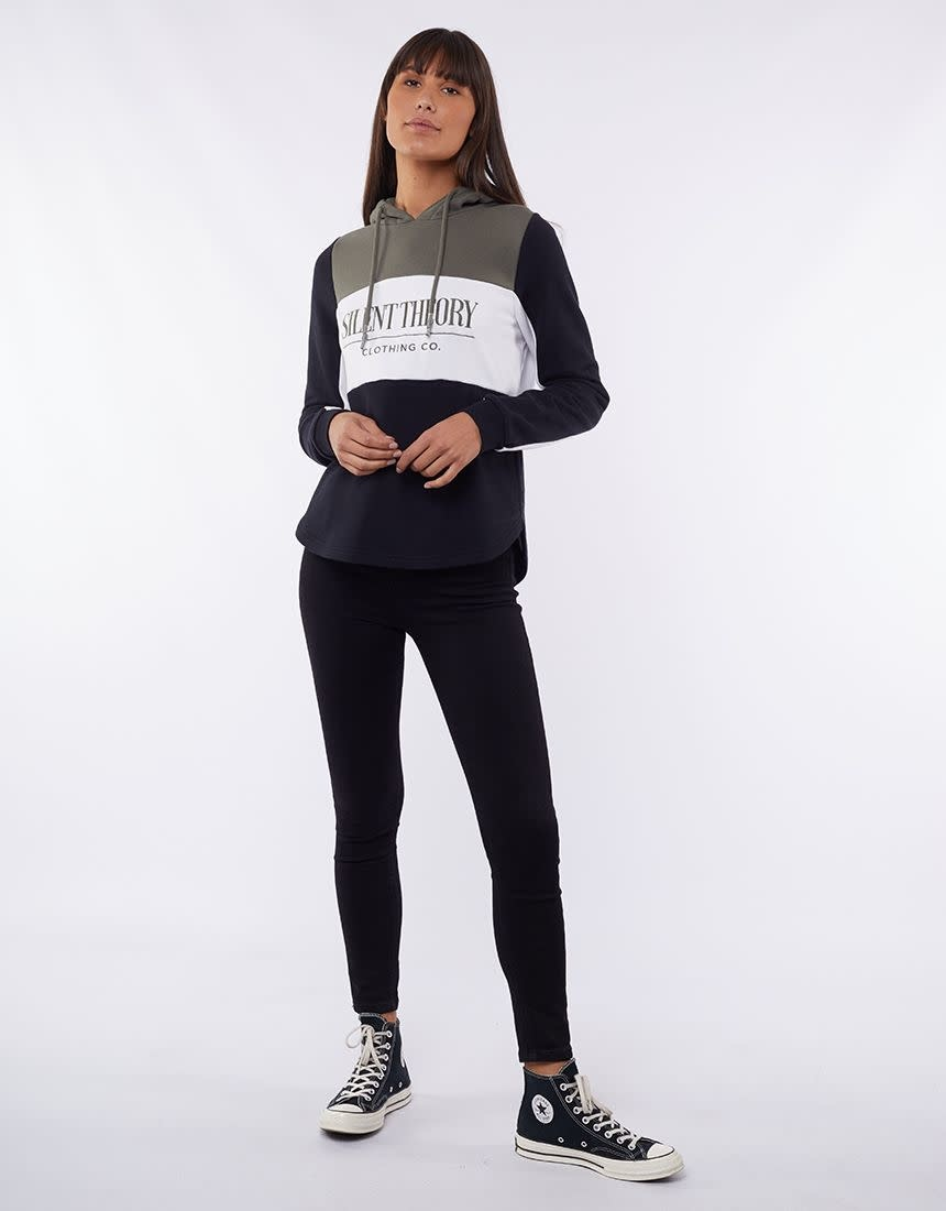 Silent Theory Lover Panel Hoody