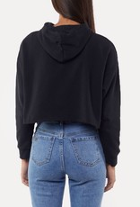 Silent Theory Cropped Hoody
