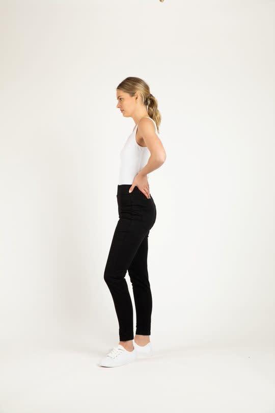 Betty Basics Miller Stretch Jean