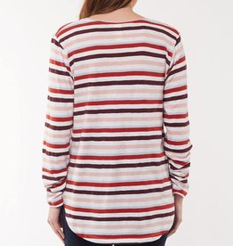 Elm First light stripe Tee