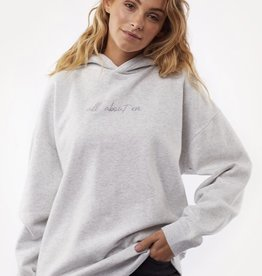 All About Eve Delux Oversized Hoody