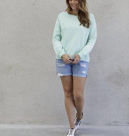 Jovie The Label Lotus Sweater