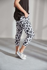 Jovie The Label Sadie Jogger Leopard