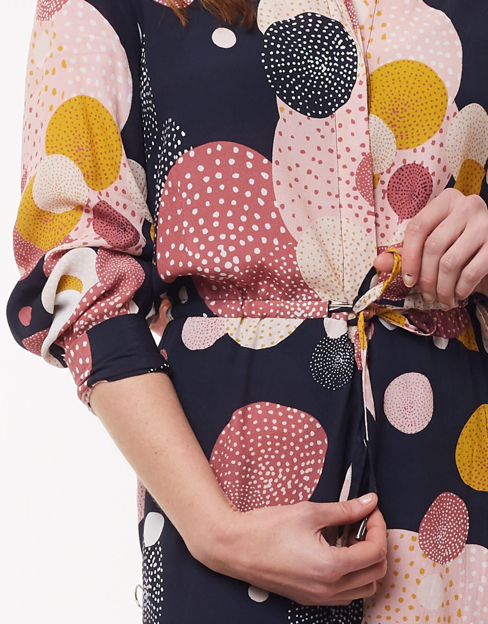 Elm Painted Spot Dress
