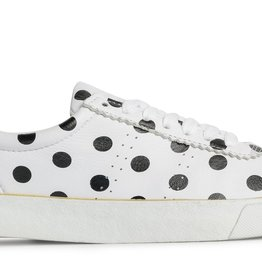 Superga 2843 Club S Leather Dots
