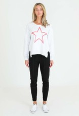 3rd Story Star Panel Sweater