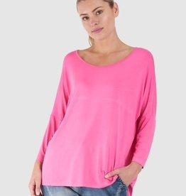 Betty Basics Milan 3/4 Sleeve Top (O)