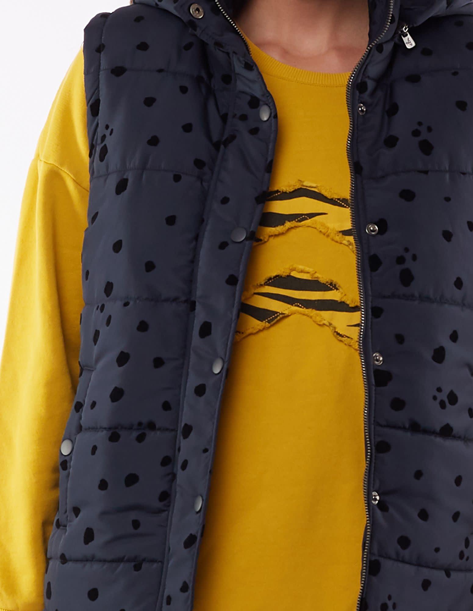 Elm Spotted Cheetah Vest
