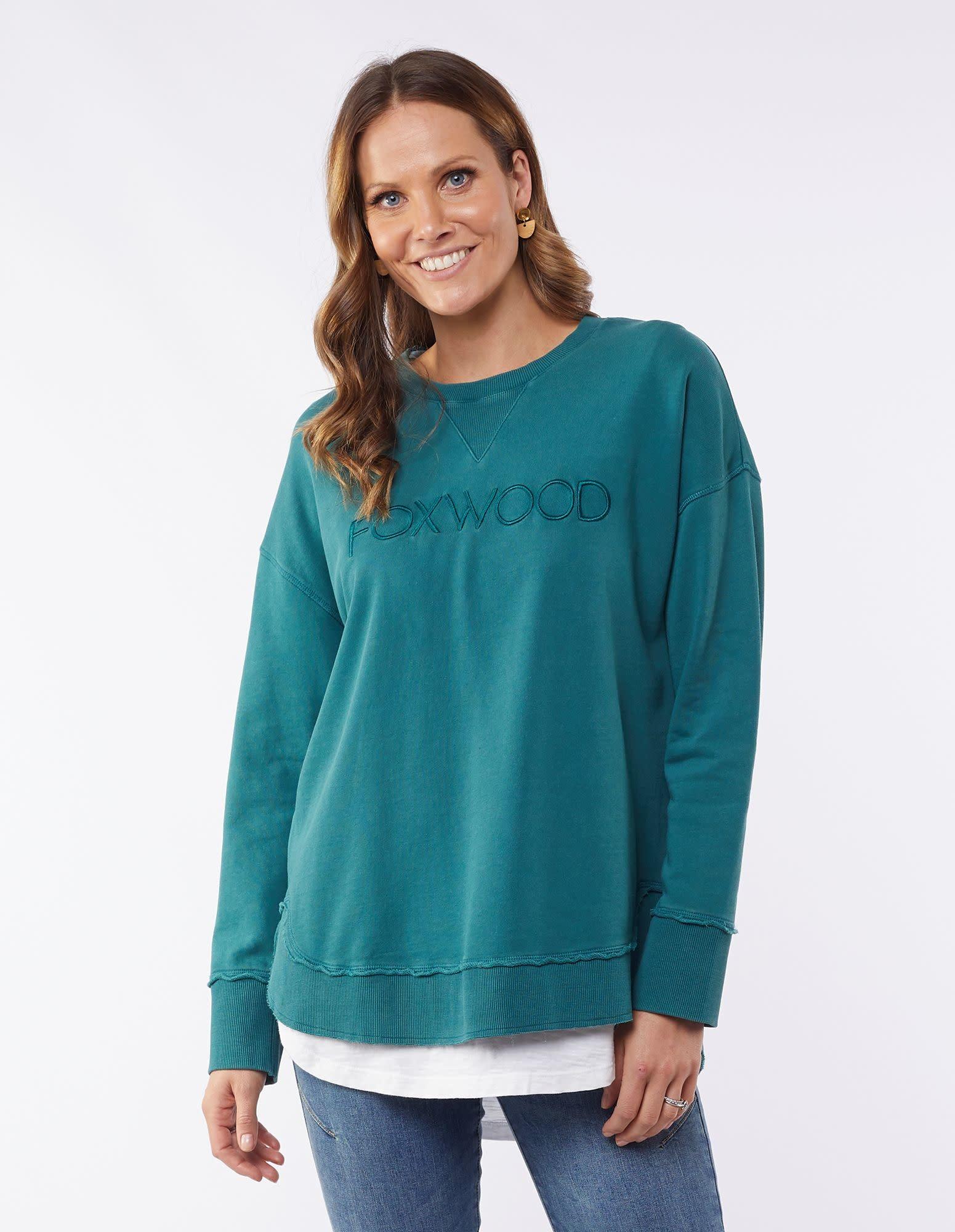 Foxwood Simplified Crew Green (N)