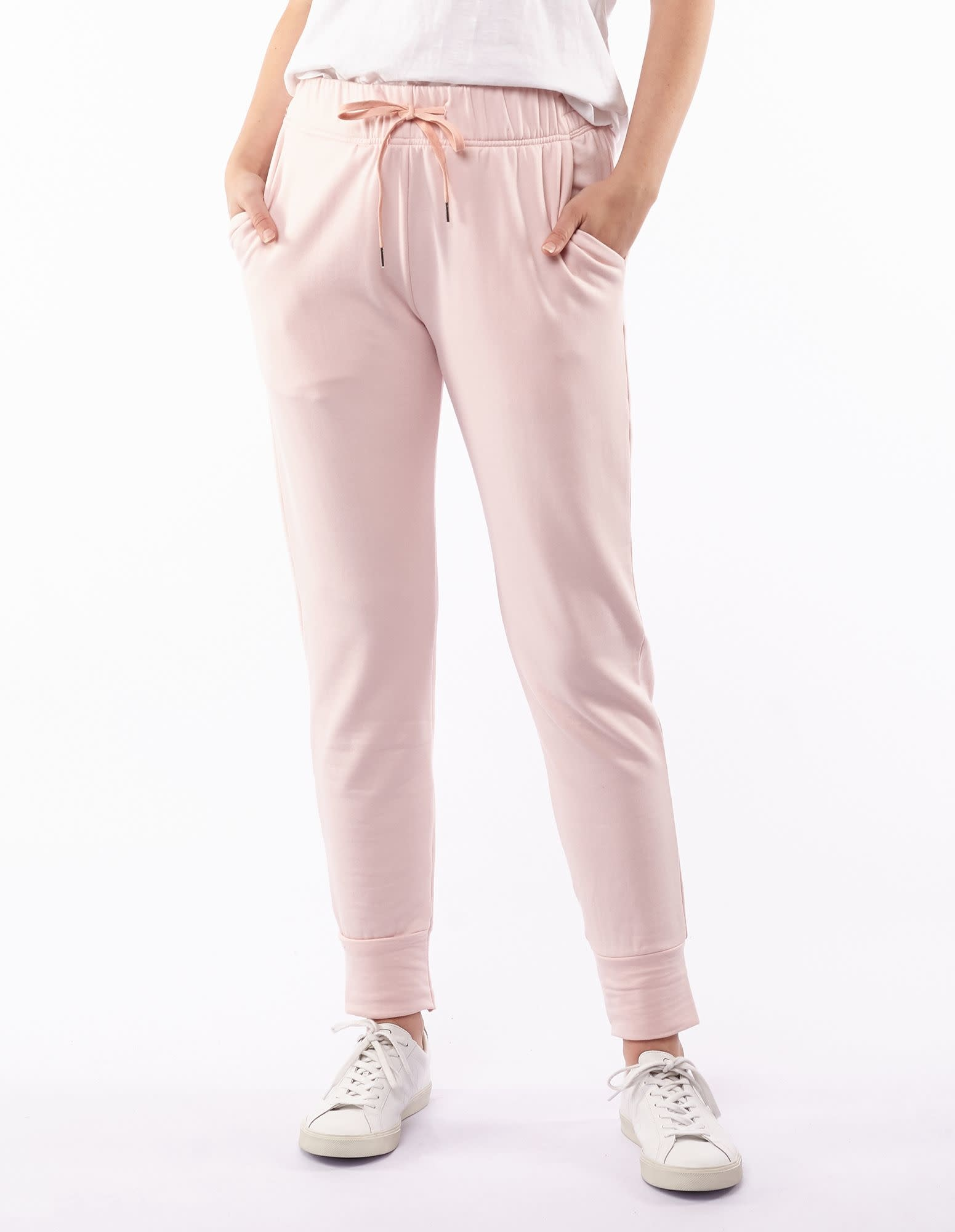 Foxwood Luxe Lazy Days Pant Pink (N)
