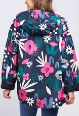 Elm Pollen Floral Raincoat (N)